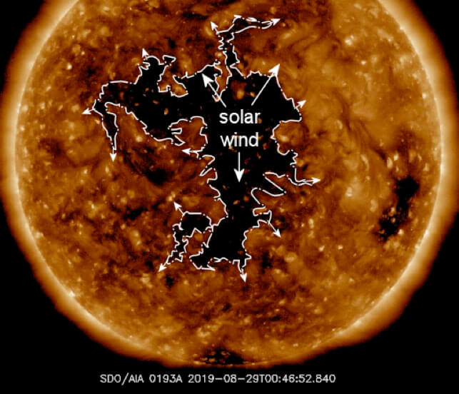 Is it possible to see powerful auroras during Solar minimum